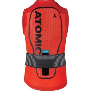Atomic Live Shield Vest Amid červená