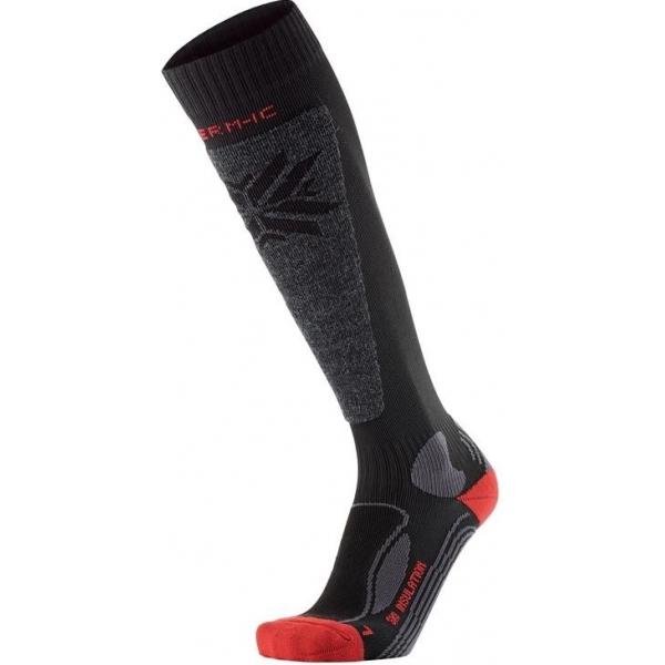 Thermic lyžařské ponožky - černé