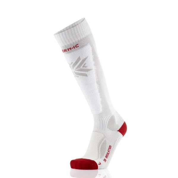 Thermic lyžařské ponožky - bílé