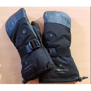 Therm-ic vyhřívané rukavice - palčáky