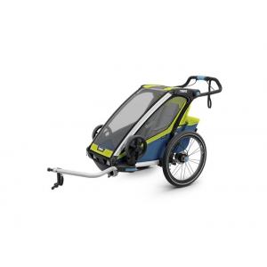 Thule Chariot Sport CTS 1, modro-zelený