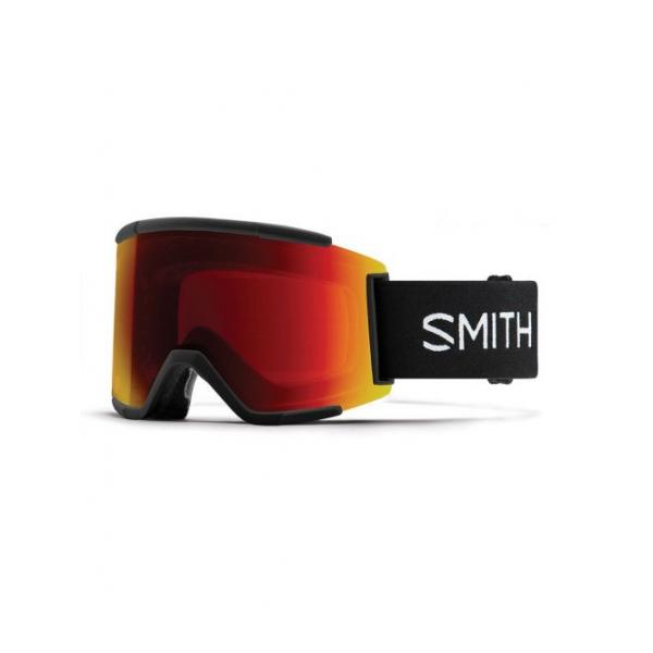 Brýle Smith Squad XL-Black/ChromaPop Sun Red Yellow