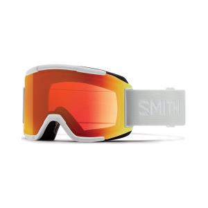 Brýle Smith SQUAD, white vapor, chromapop photochromic red mirror
