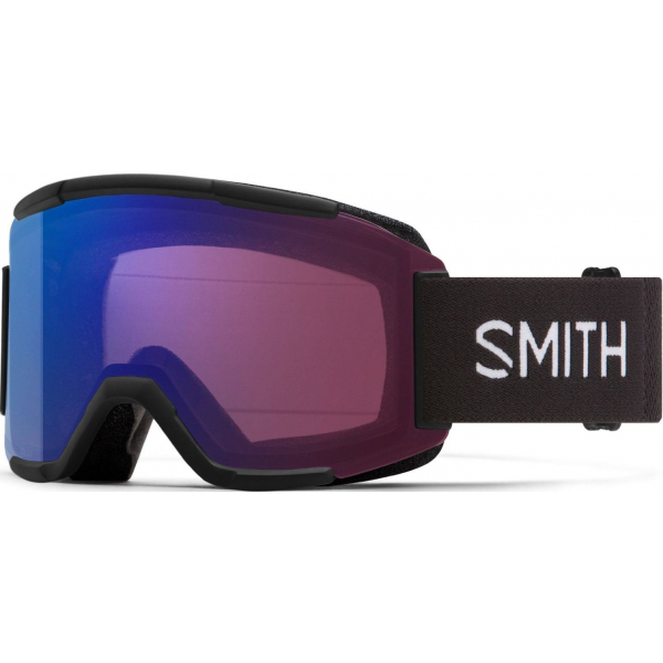 Brýle Smith Squad-Black/ChromaPop Photochromic rose flash
