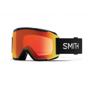 Brýle Smith SQUAD, black, chromapop photochromic red mirror