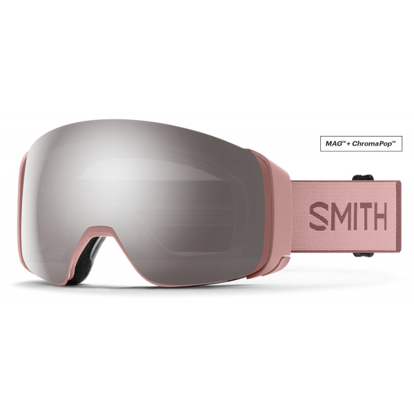 Brýle Smith 4D MAG, Rock Salt/Tannin