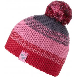 čepice Ziener Ishi Junior Hat Fiesta Red