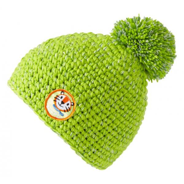 dětská čepice Ziener IL ZOO Minis Hat Lime Green