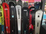 prodej dámských testovacích lyží